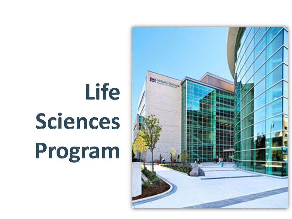 Life Sciences Program Discovering BHSc