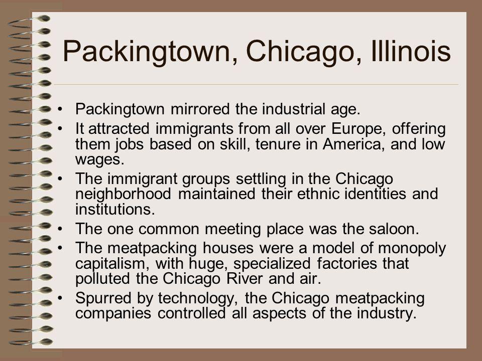 Packingtown, Chicago, Illinois