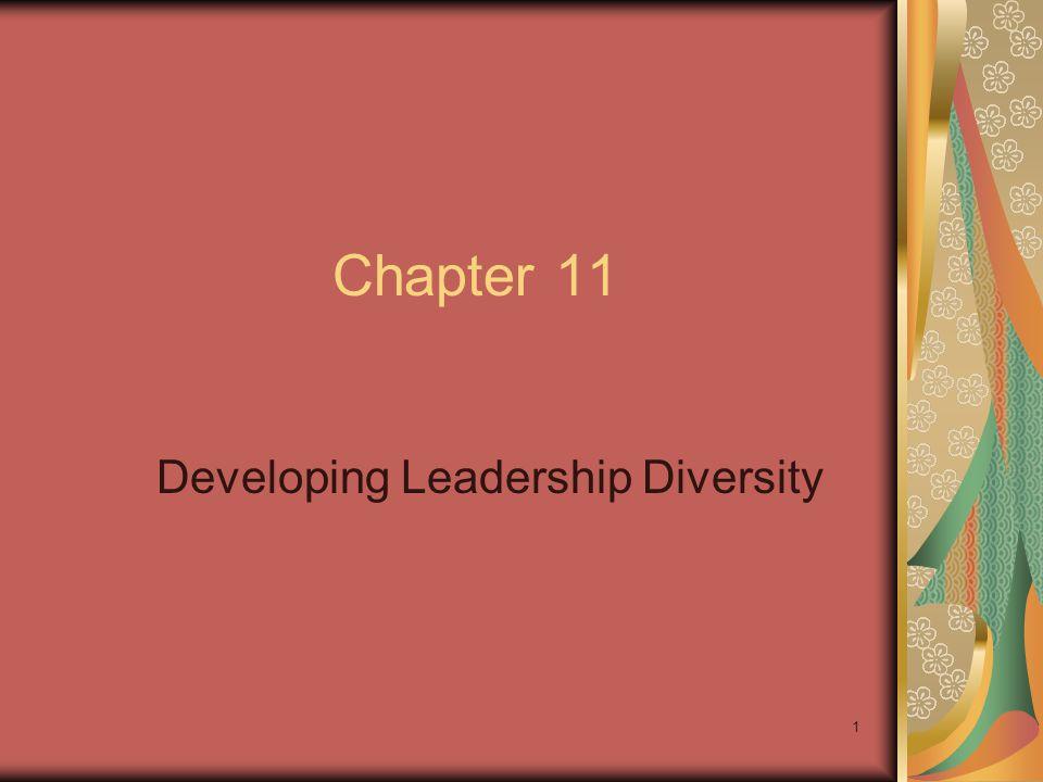 Developing Leadership Diversity