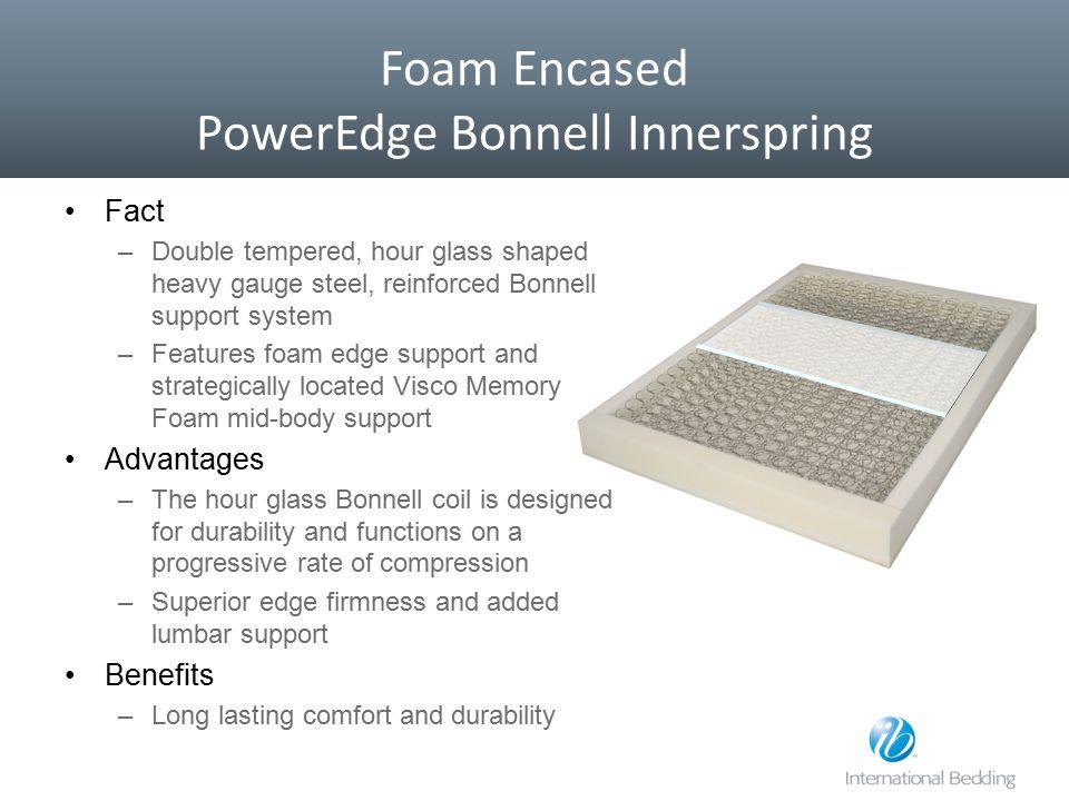 Foam Encased PowerEdge Bonnell Innerspring