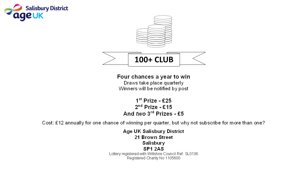 100+ CLUB