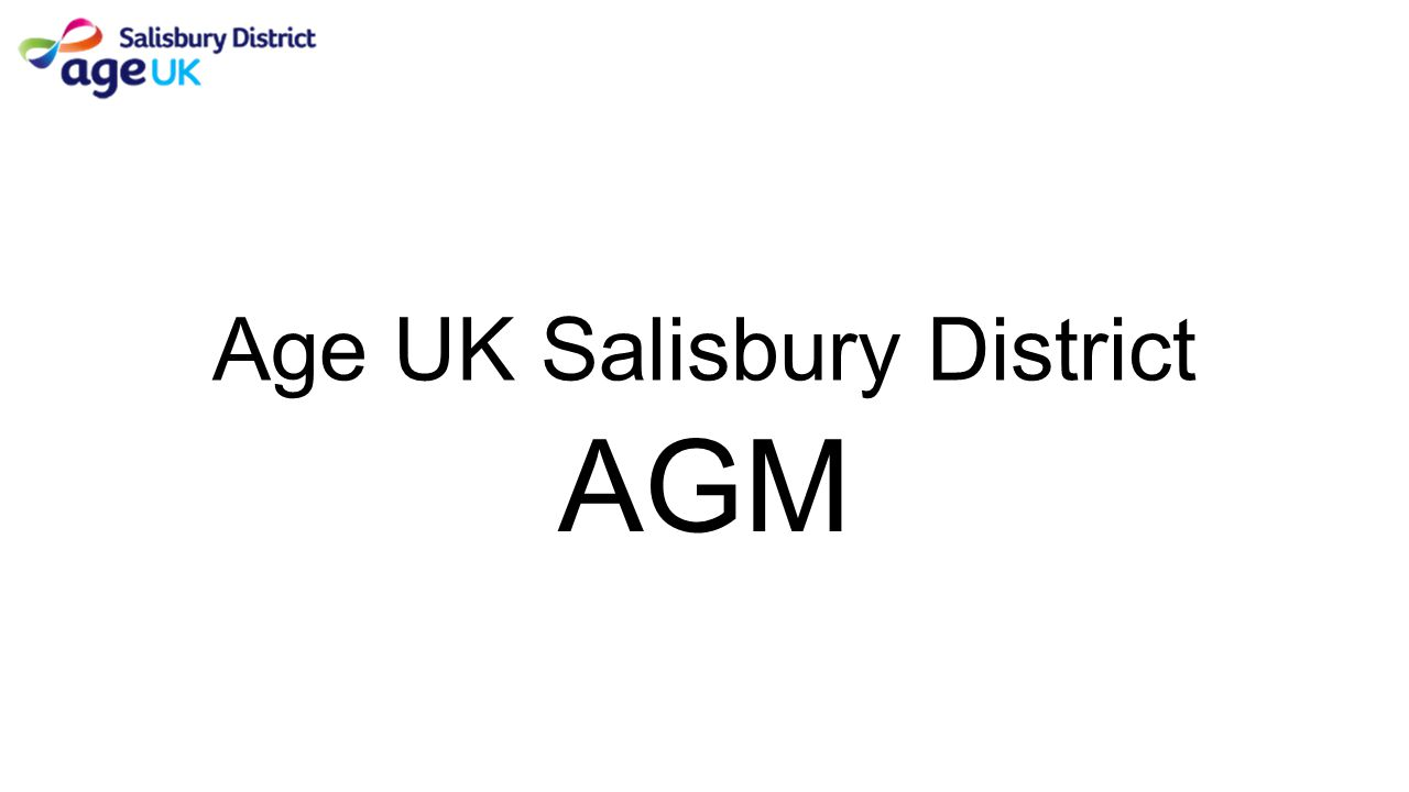 Age UK Salisbury District