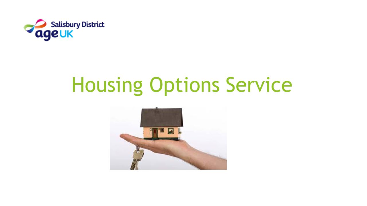 Housing Options Service
