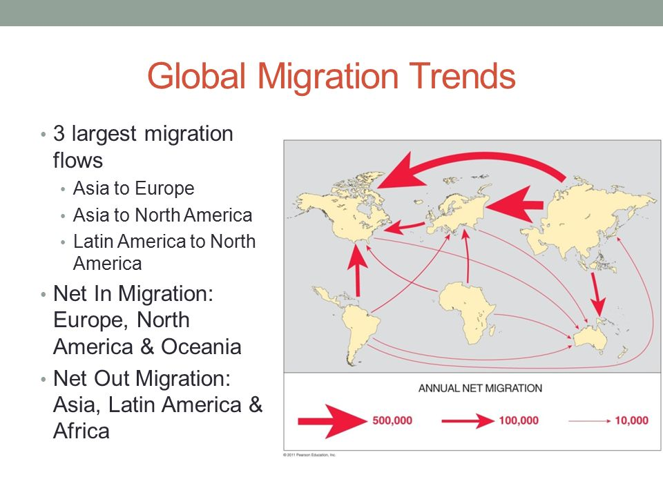 Global Migration Trends