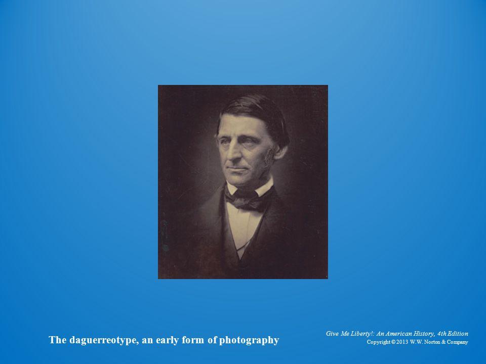 Daguerreotype of Ralph Waldo Emerson