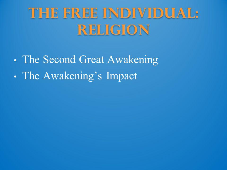 The Free Individual: Religion