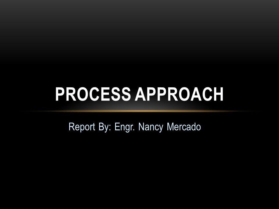 Report By: Engr. Nancy Mercado