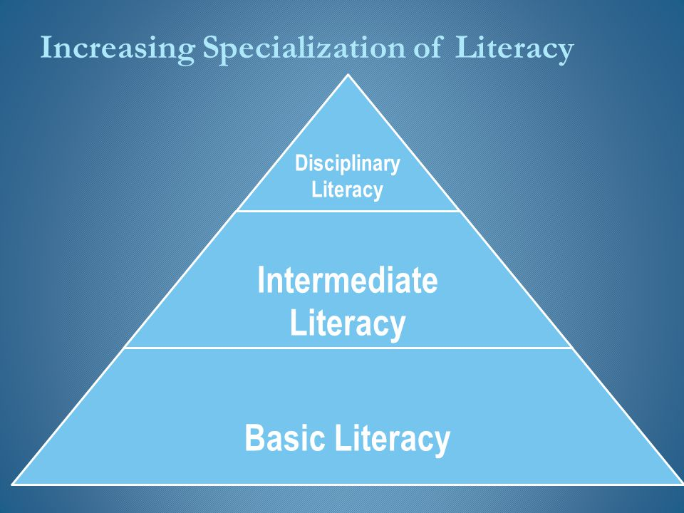 Intermediate Literacy