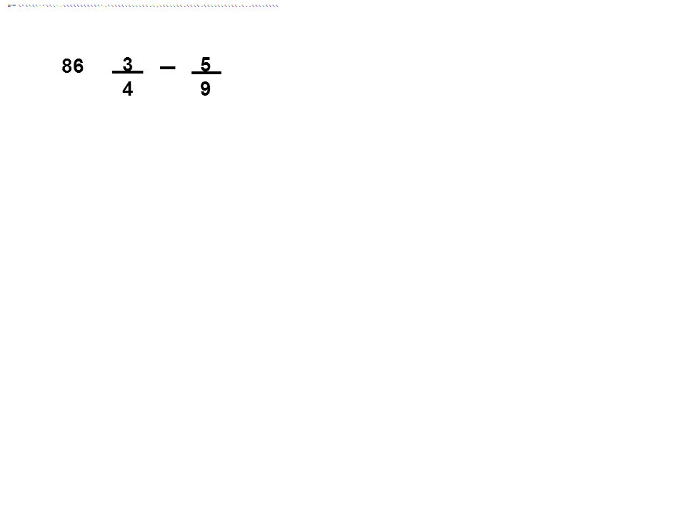 86 3 4 5 9 Answer: 7/36
