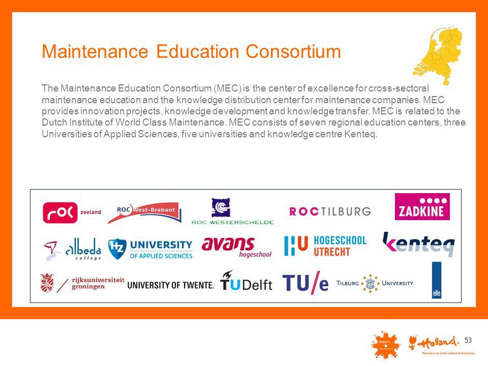 Maintenance Education Consortium