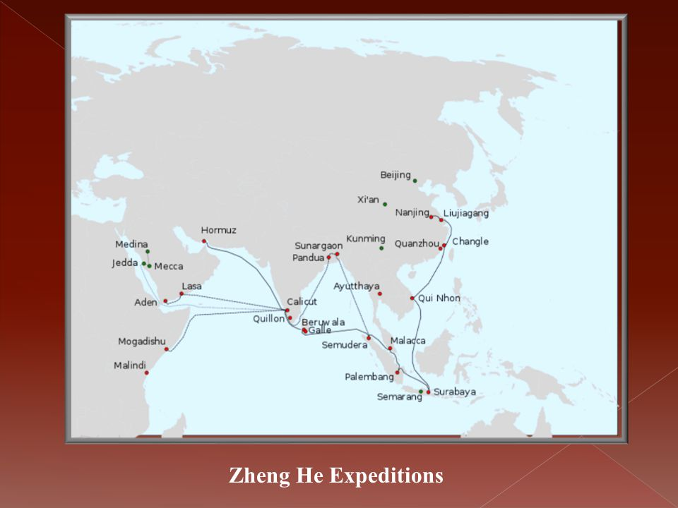 Zheng He Expeditions
