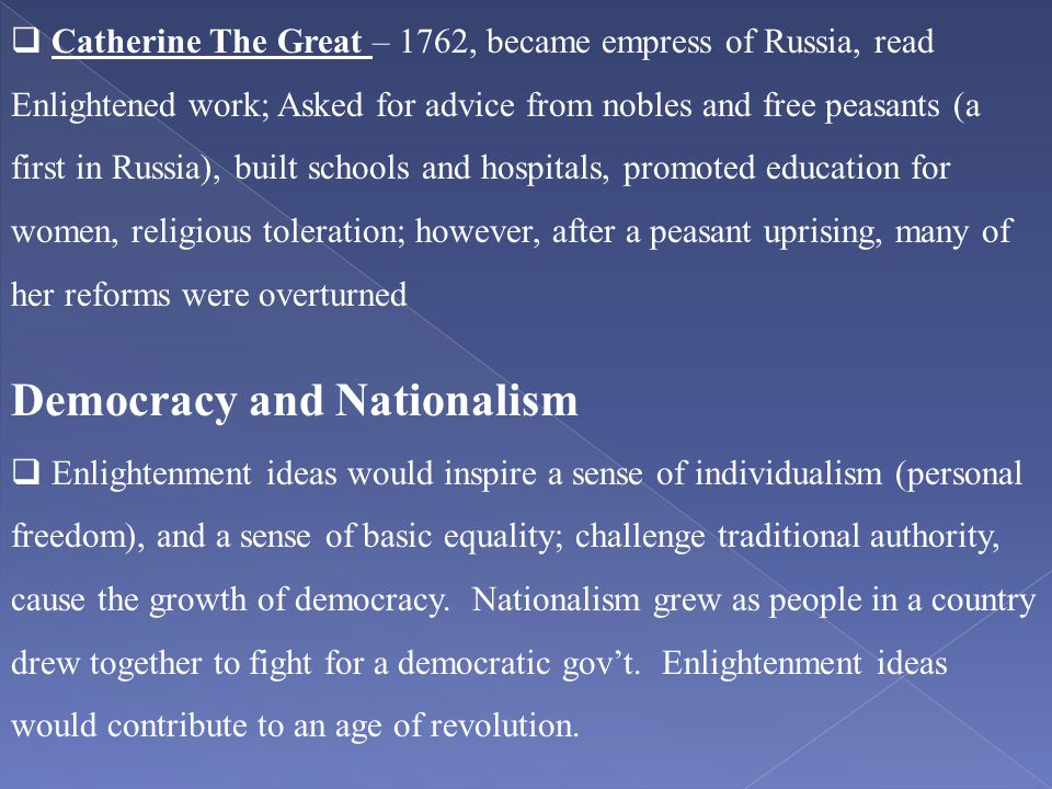 Democracy and Nationalism