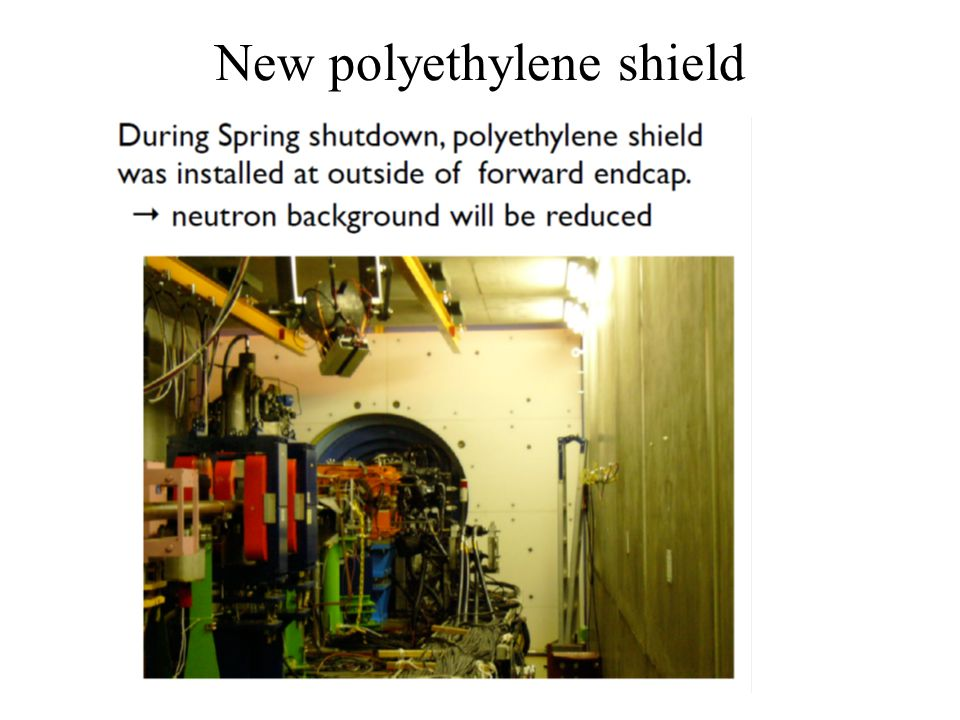 New polyethylene shield
