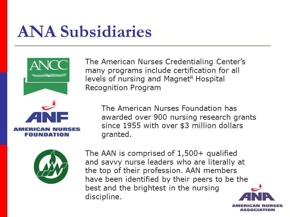 ANA Subsidiaries