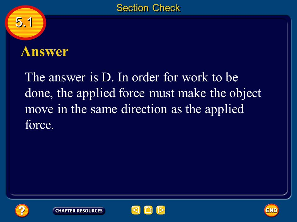 Section Check 5.1. Answer.