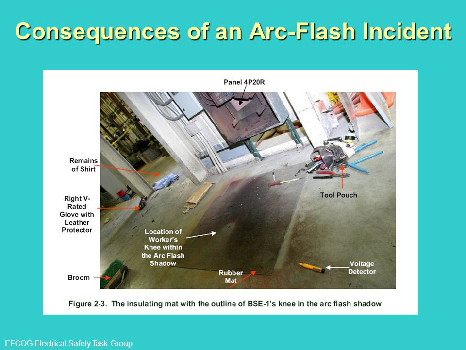 Consequences of an Arc-Flash Incident