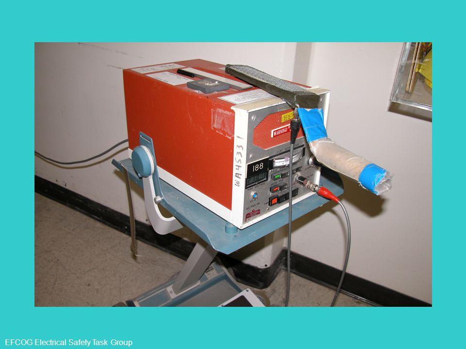 Popies EFCOG Electrical Safety Task Group