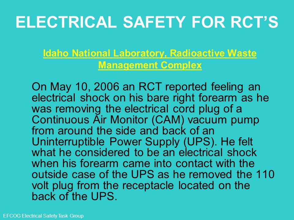 Idaho National Laboratory, Radioactive Waste Management Complex
