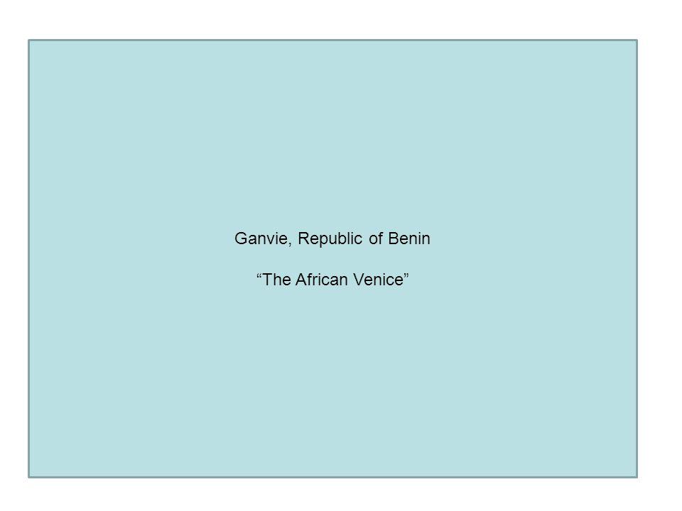 Ganvie, Republic of Benin