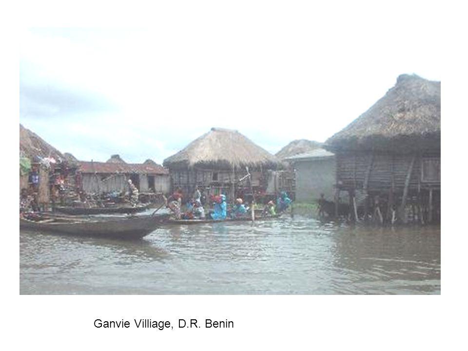 Ganvie Villiage, D.R. Benin