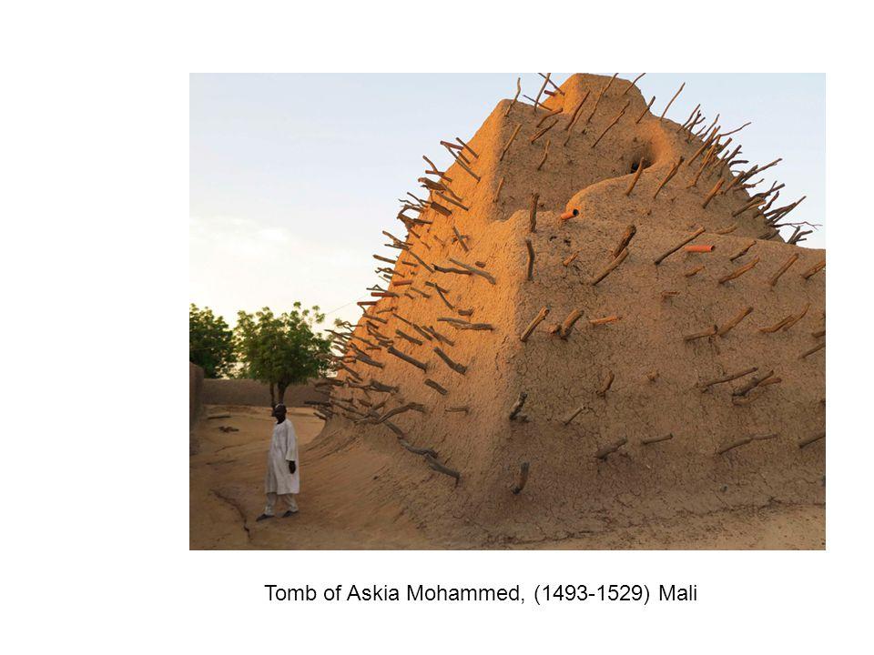 Tomb of Askia Mohammed, (1493-1529) Mali