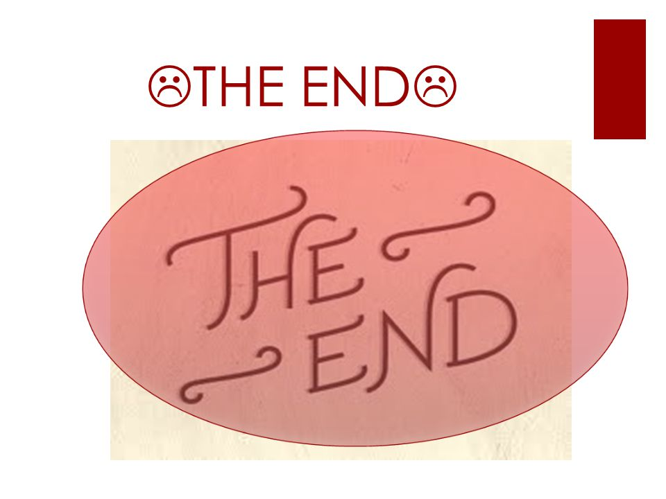 THE END