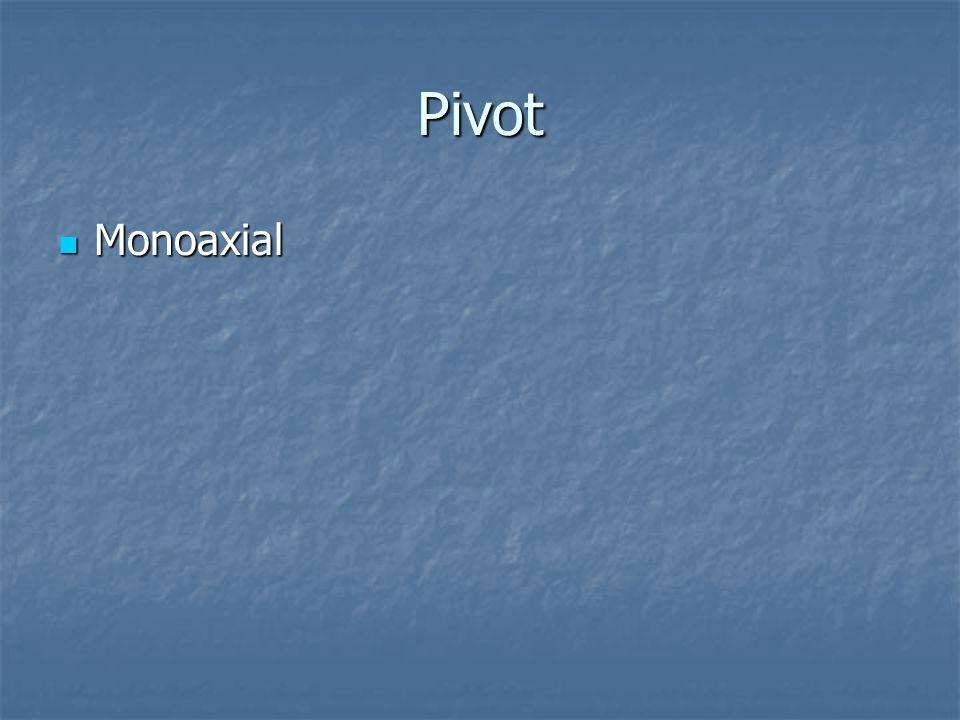 Pivot Monoaxial