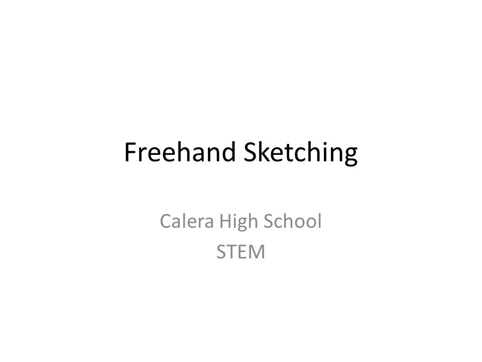 Calera High School STEM