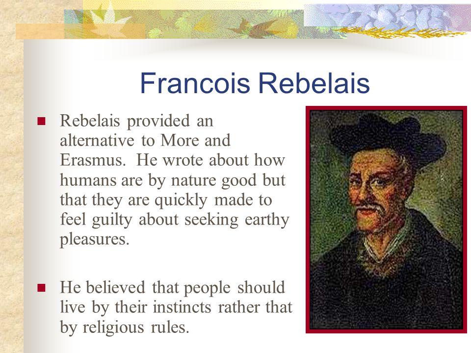 Francois Rebelais