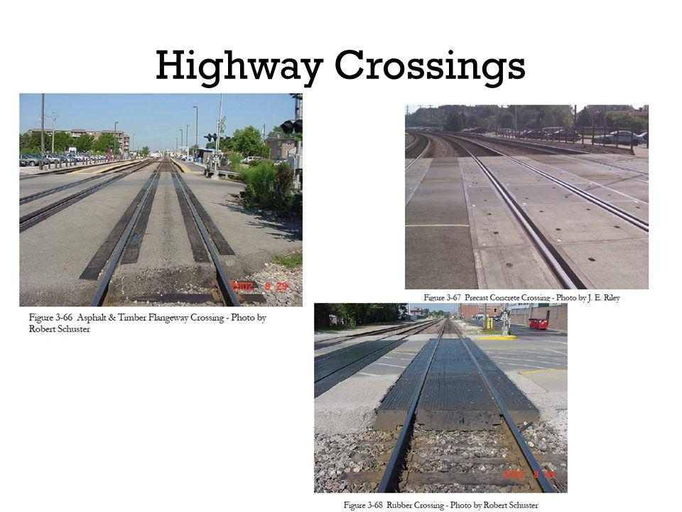 Highway Crossings