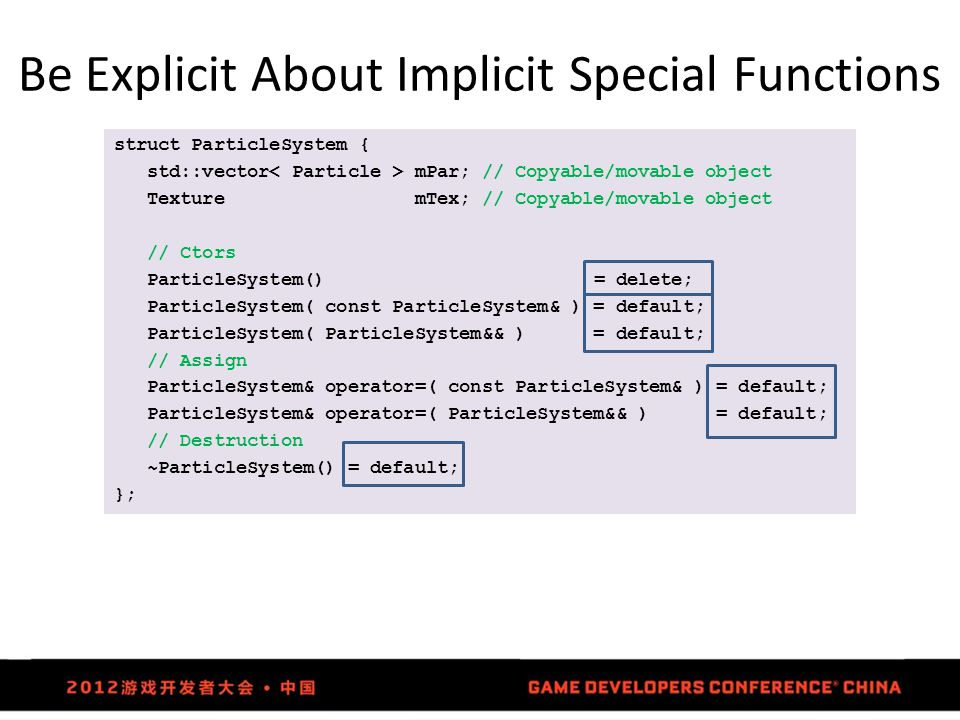 Be Explicit About Implicit Special Functions
