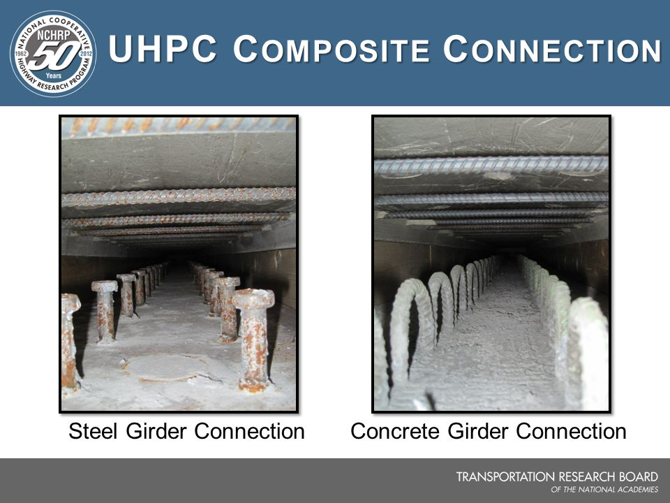 UHPC Composite Connection