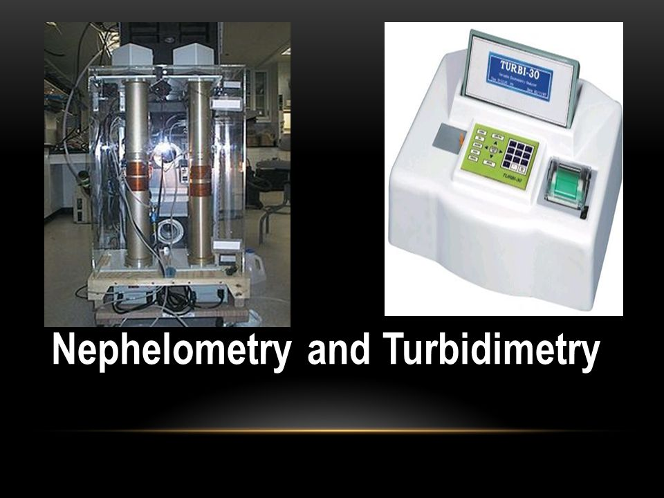 Nephelometry and Turbidimetry