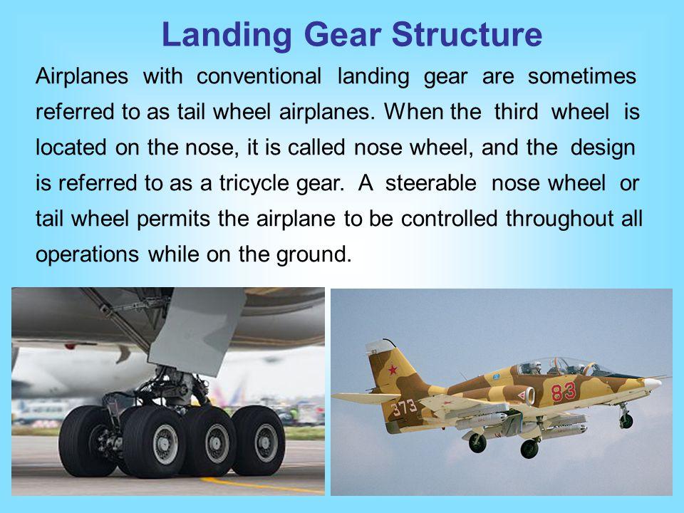 Landing Gear Structure