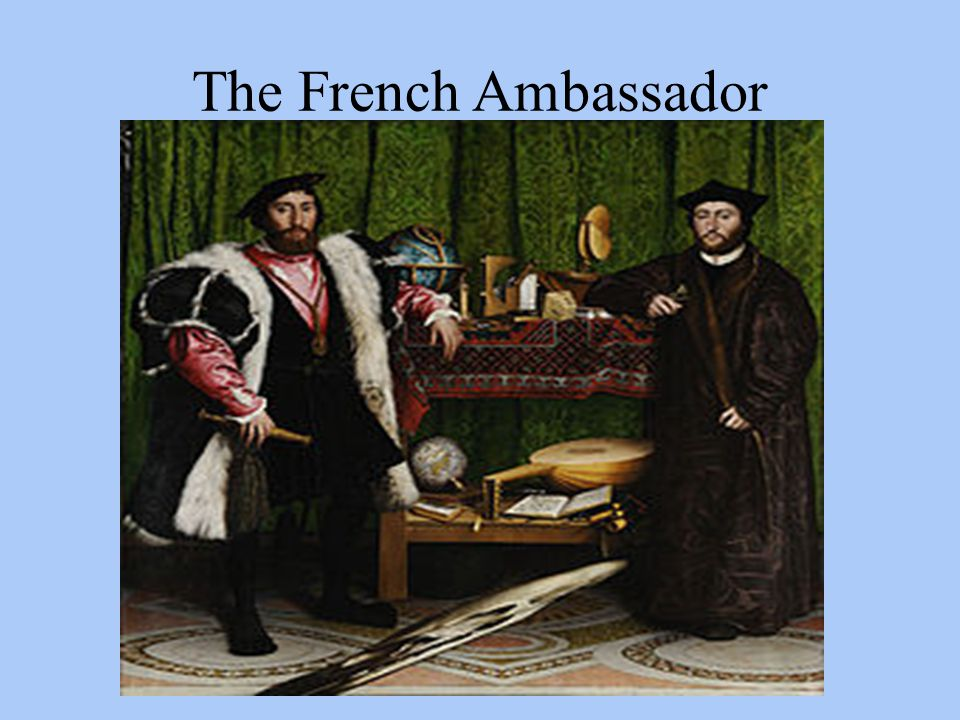 The French Ambassador