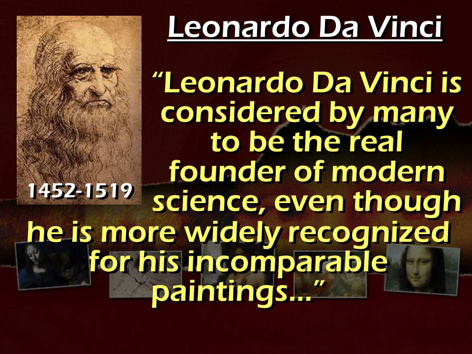 he is more widely recognized for his incomparable paintings…