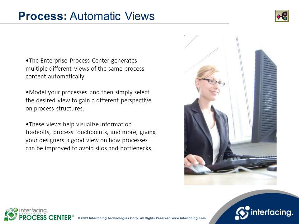 Process: Automatic Views