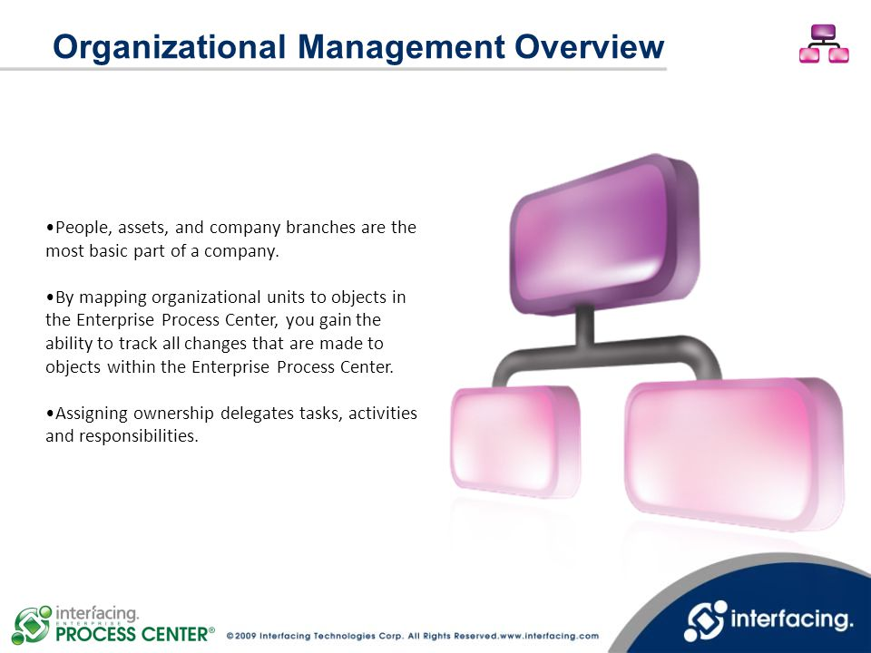 Organizational Management Overview