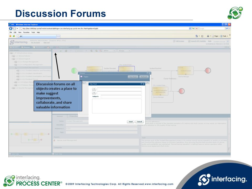 Discussion Forums Should be a part of web