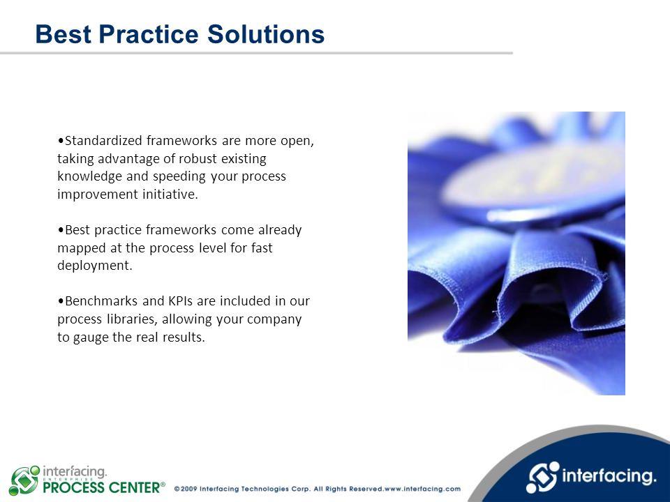 Best Practice Solutions