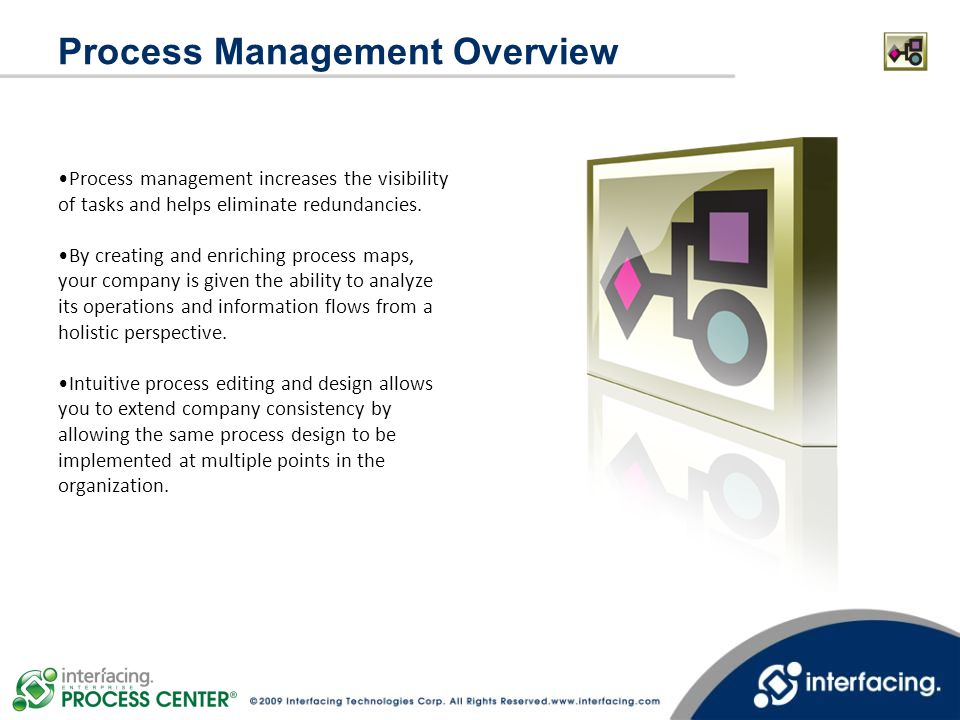 Process Management Overview