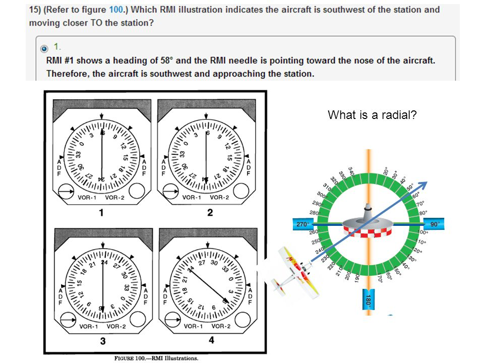 What is a radial
