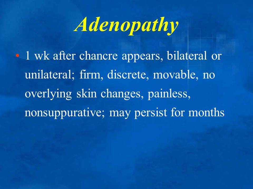 Adenopathy