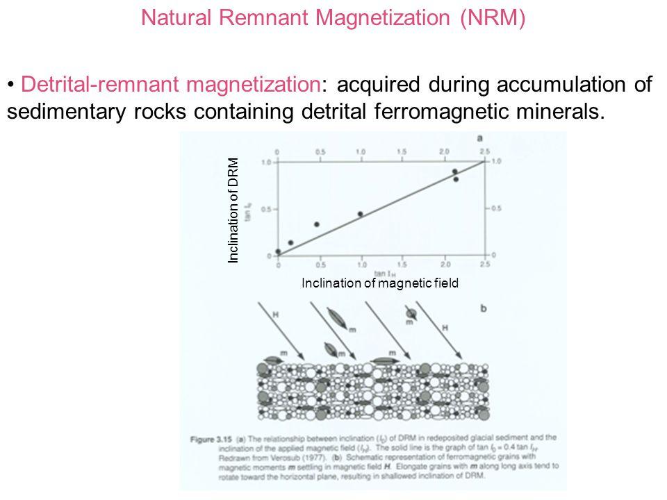 Natural Remnant Magnetization (NRM)