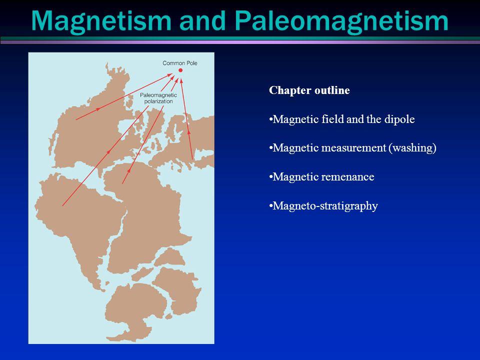 Magnetism and Paleomagnetism