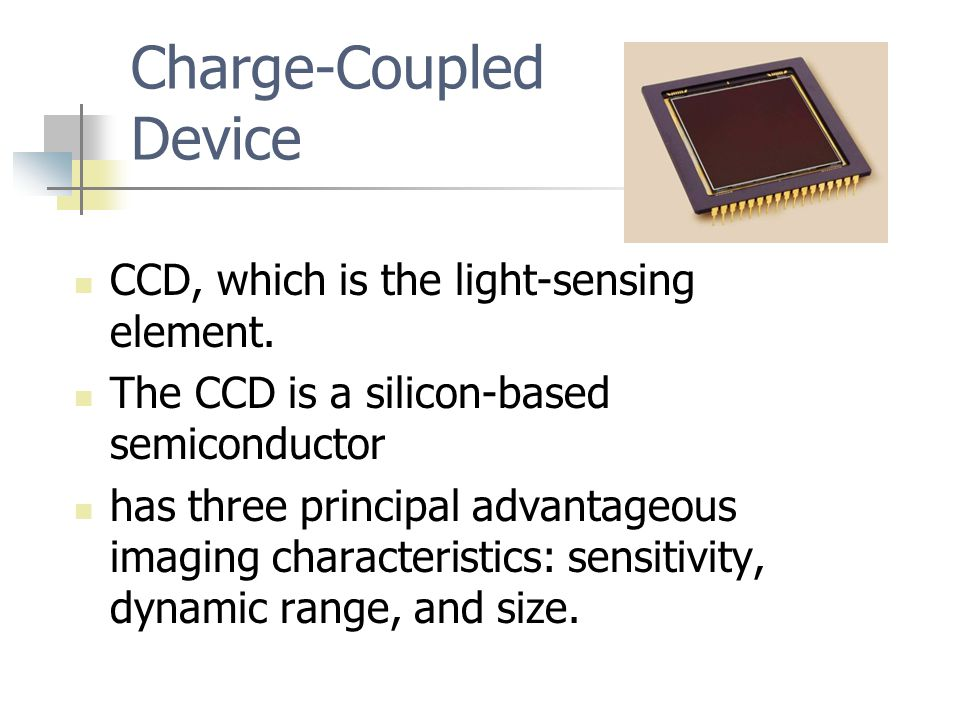 Charge-Coupled Device