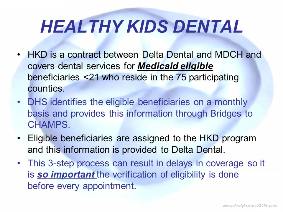 HEALTHY KIDS DENTAL