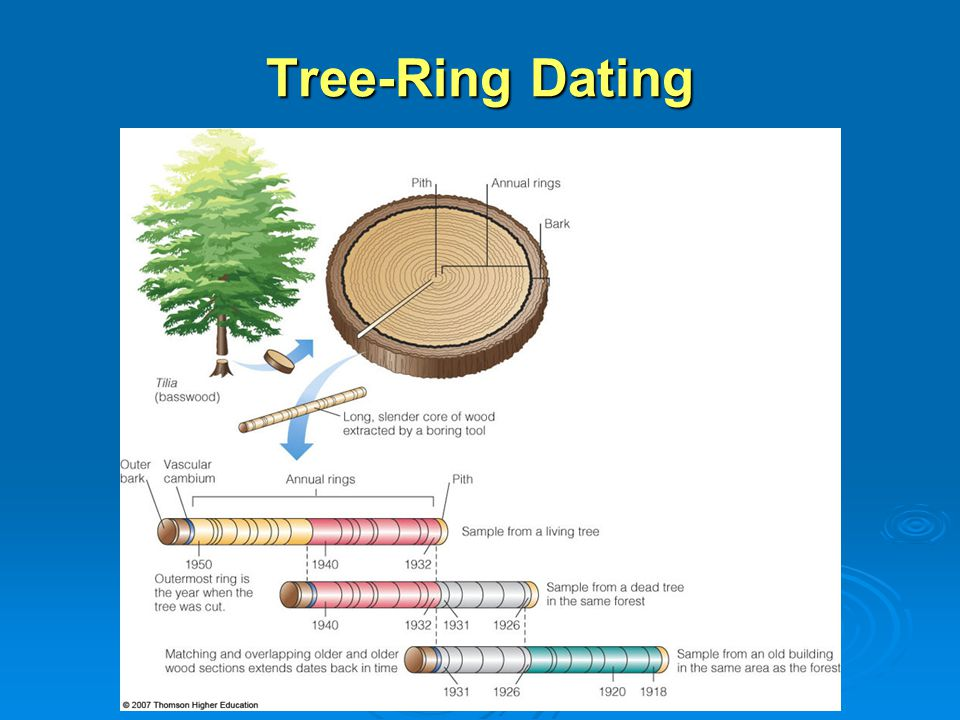 Tree-Ring Dating