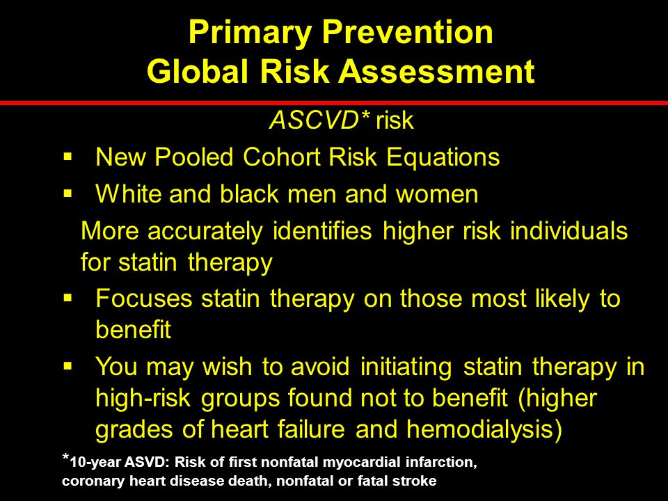 Global Risk Assessment