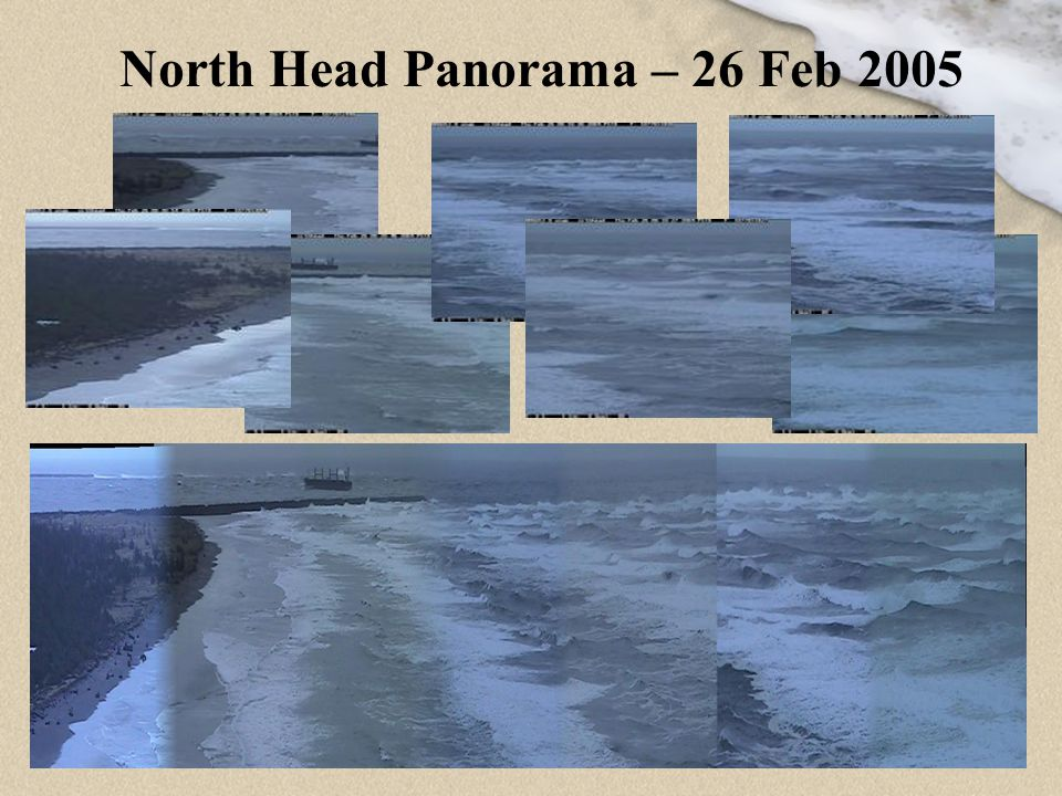 North Head Panorama – 26 Feb 2005